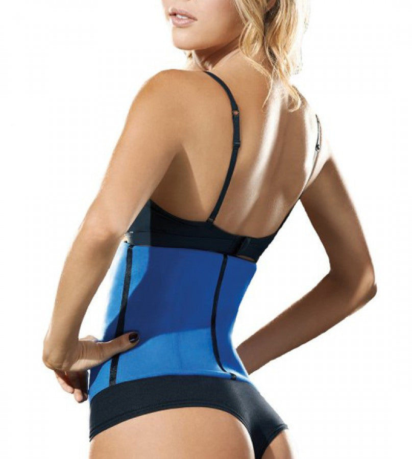 Waist Trainer Cincher - Blue - best waist trainer canada toronto sale