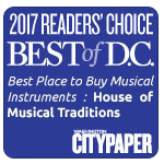 House of Musical Traditions  Best Place to Buy an Instrument in DC!