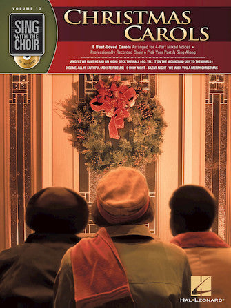 Christmas Carols: Sing With the Choir Vol. 13