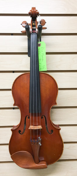 Dan Marsh Strad Copy 4/4 Violin w/Case & Bow (used)