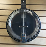 Deering Deluxe 5-String Resonator Banjo (used)