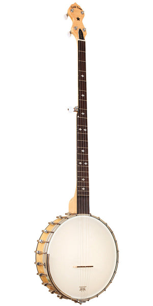 Gold Tone MM-150LN Maple Mountain Long Neck Openback Banjo