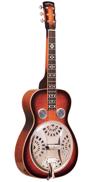 Gold Tone Paul Beard Signature Series PBS-D Squareneck Resonator Deluxe Guitar