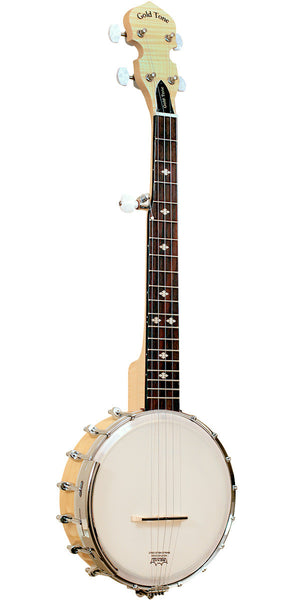 Gold Tone CC-Mini Cripple Creek Banjo