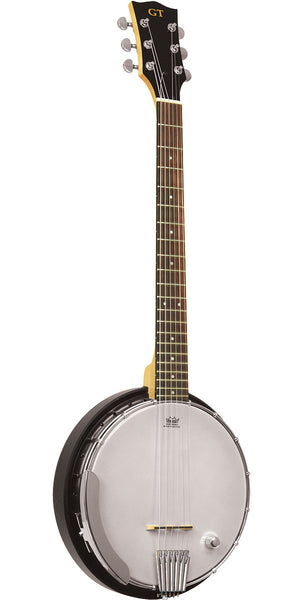Gold Tone AC-6+ Acoustic Composite acoustic / electric  Banjo Guitar