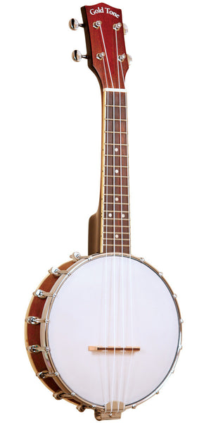 Gold Tone BUS Soprano-Scale Banjo Ukulele with Case