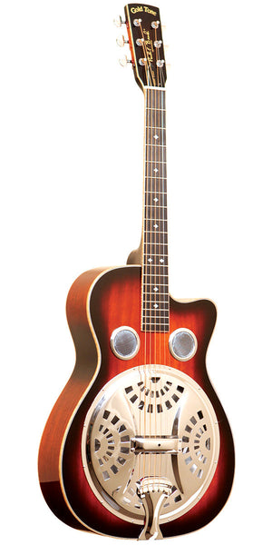 Gold Tone Paul Beard Signature Series PBR-CA Roundneck Resonator Guitar