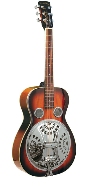 Gold Tone Paul Beard Signature Series PBR Roundneck Resonator Guitar