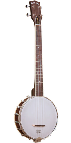 Gold Tone BUB Baritone-Scale Banjo Ukulele with Case