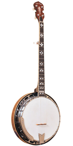 Gold Tone OB-250+ Tony Pass Birch Orange Blossom Banjo