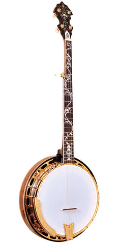Gold Tone OB-300 Orange Blossom Banjo with Case