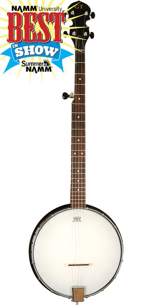 Gold Tone AC-1 Acoustic Composite 5-String Openback Banjo