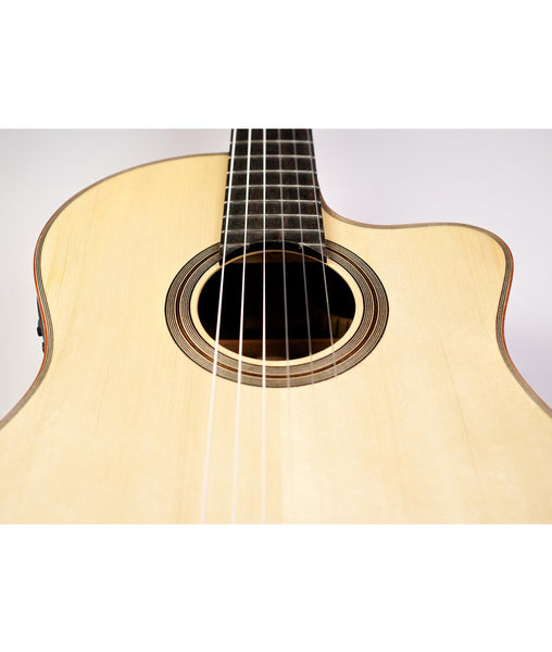 Cordoba Fusion Series Orchestra CE Spruce Top Acoustic-Electric Nylon-String Guitar