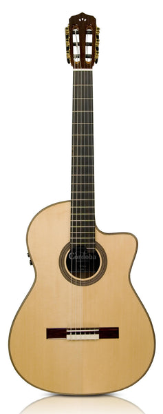 Cordoba Fusion Series 12 Maple acoustic / electric Classical Guitar