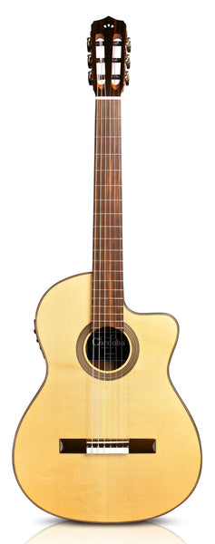 Cordoba Fusion Series 12 Natural (Spruce) acoustic / electric Classical Guitar