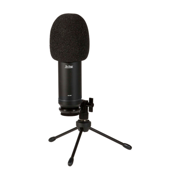 On-Stage AS700 USB Condenser Microphone