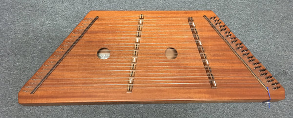 Dusty Strings D10 12/11 Hammered Dulcimer w/case (used)
