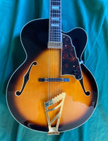 D'Angelico Excel EXL-1 Hollowbody Electric Guitar (used)