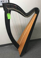 Lyon & Healy 32-String Folk Harp (used)