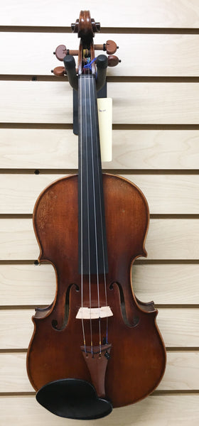 Otto Benjamin ML-500 4/4 Violin w/Case & Bow (used)