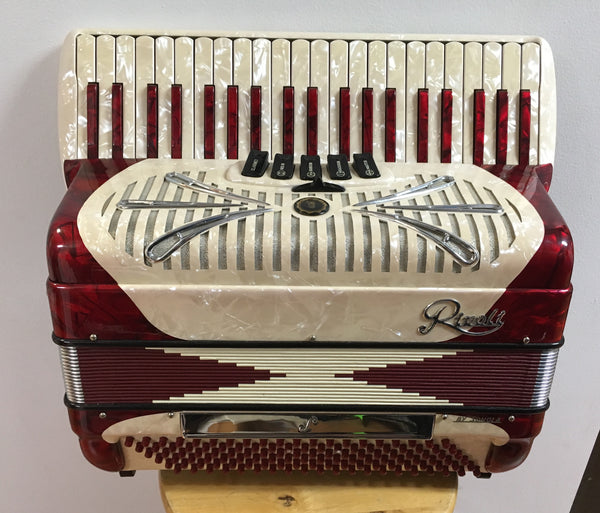 Rivoli by Sonola 120-bass Accordion (used)