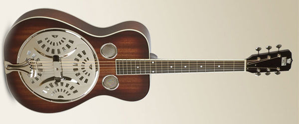 Recording King RR-50-VS Professional Resonator Roundneck Guitar