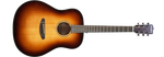 Breedlove Discovery Dreadnought Sunburst Acoustic Guitar
