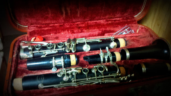 Evette and Schaffer Wood Clarinet (used)