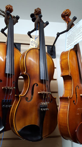 Cremonesis German-Made Violin (used)