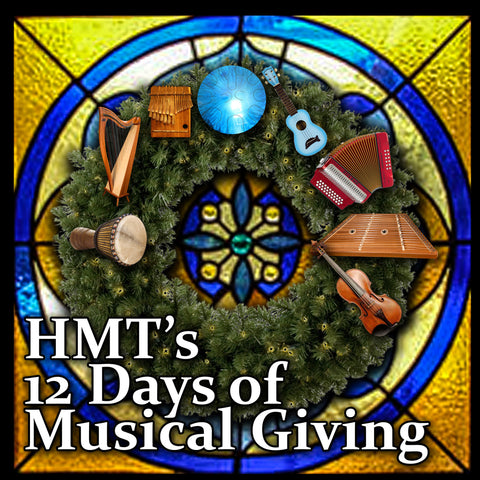 12 Days of Musical Giving Donation