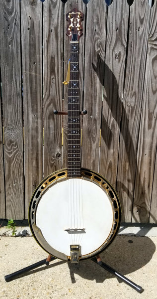 Alvarez 5-String Banjo (used)