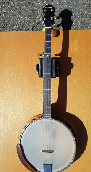 Nechville Atlas 5-string open-back Banjo w/Saturn inlay (used)