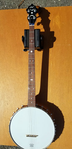 Saga SS-10 5-string open-back Banjo (used)