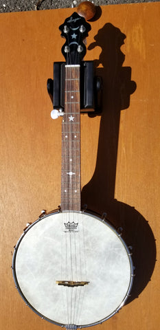 Saga Parlor 5-string open-back Banjo (used)