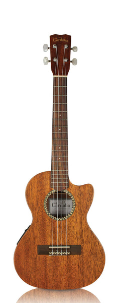 Cordoba 20TM-CE acoustic / electric Tenor Ukulele
