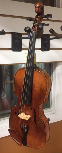 Lion Head 4/4 Violin, ca. 1900 (used)