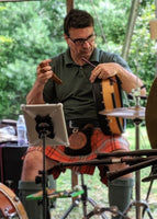 Sat. March 28th - Celtic Percussion Lecture/Demo w/Scott Morrison