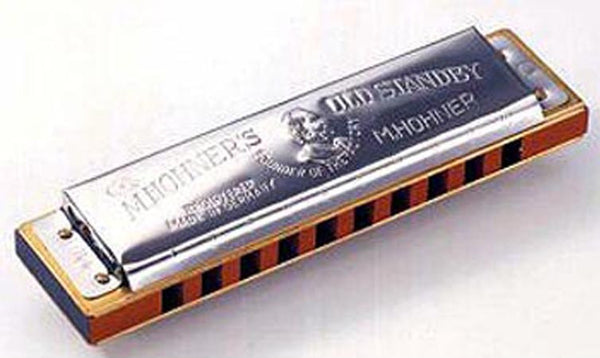 Old Standby Harmonica by Hohner