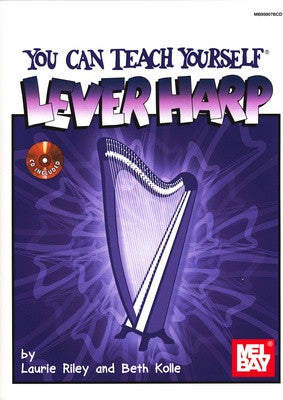 You Can Teach Yourself Lever Harp