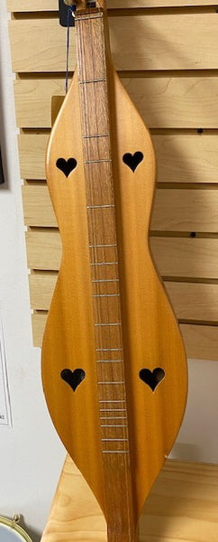 Black Mountain Lap Dulcimer w/Gig Bag (used)