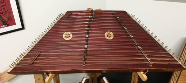 Master Works Russell Cook Edition (16/16c) Hammered Dulcimer (used)