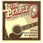 John Pearse 80/20 Bronze Wound New Medium Gauge Strings (#310NM)