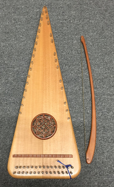 Unicorn Strings Celtic Bowed Psaltery (used)