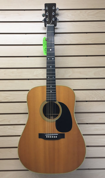 Martin D-28 Guitar, 1974 (used)