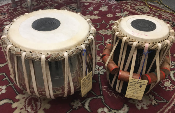 Tabla Set (used)