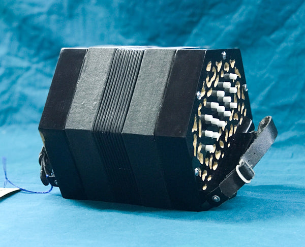 Anglo C/G 30-Button Concertina (used)