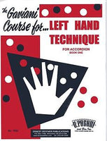 The Gaviani Course for Left Hand Technique