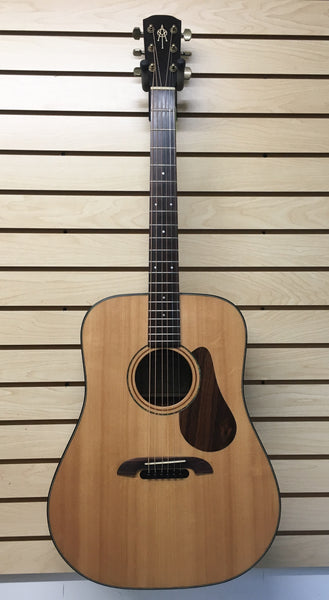 Alvarez-Yairi DYK75 Limited Edition Acoustic Guitar (used)