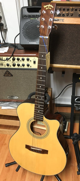Sigma by Martin TB-1N Thin Body Acoustic-Electric Guitar (used)