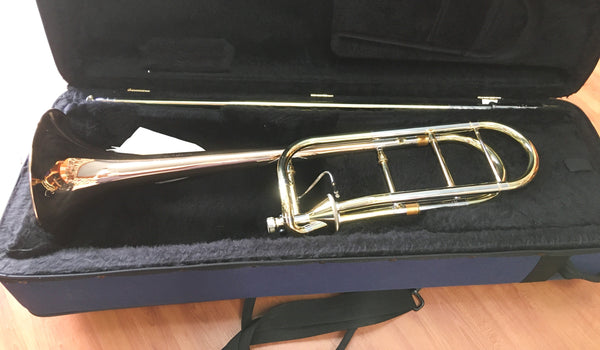 Getzen Custom Series Tenor Trombone 3047AFR (used)